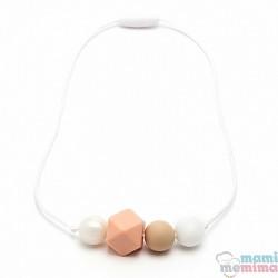 Collar Mordedor Silicona Para Niñ@s Modelo Mini Atenea