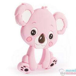 Massaggiagengive Silicone Koala Rosa