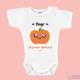 """Body Bebé Personalizado Halloween con Nombre """"Calabacita"""""""
