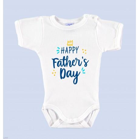 """Body Bebé Día del Padre """"HAPPY FATHER´S DAY"""""""