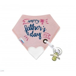 "Bandana Mordedor 3 en 1 ""HAPPY FATHER´S DAY"""