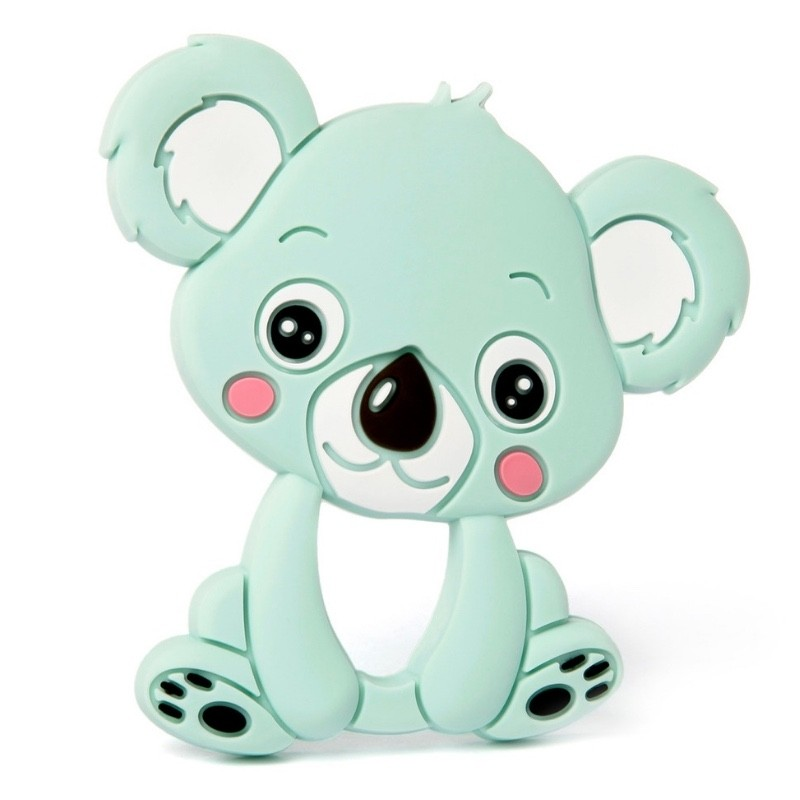 Mordedor Silicona Koala Mint