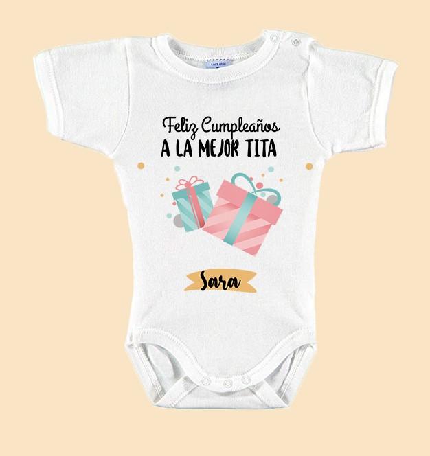 """Body Bebé """"¡Feliz Cumpleaños Titos!"""""""