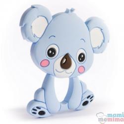 Massaggiagengive Silicone Koala Blu