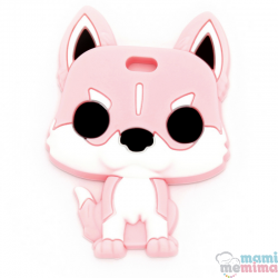 Massaggiagengive Silicone Husky Rosa