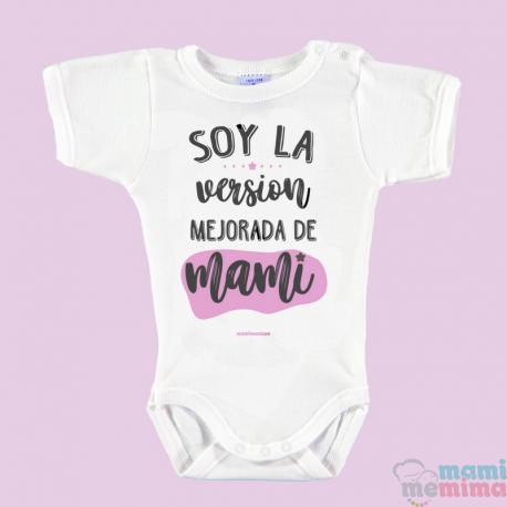 """Body Bebé Personalizado """"Soy la princesa de la casa"""""""