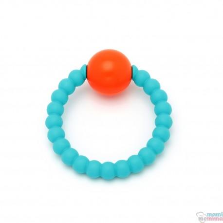 Sonajero Mordedor Blue&Orange